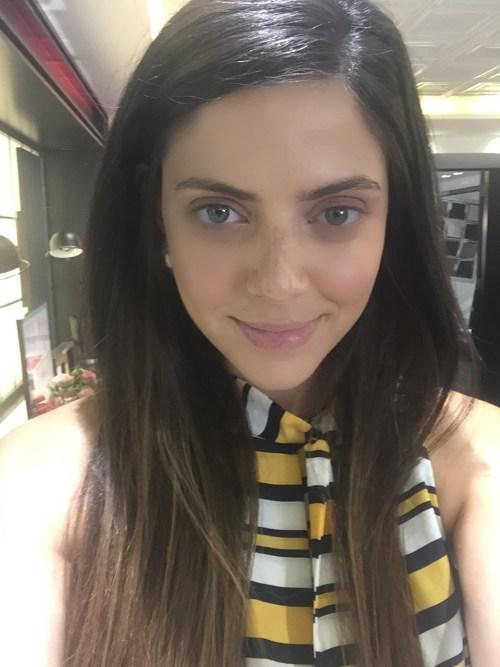 ivy says makeup free no makeup look