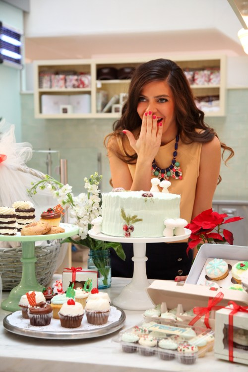 Ivy Says and Magnolia Bakery