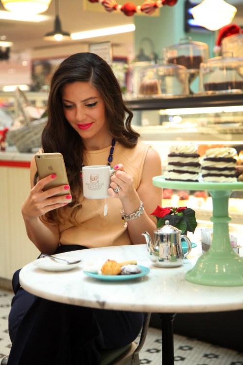 Ivy Says Magnolia Bakery Lebanon