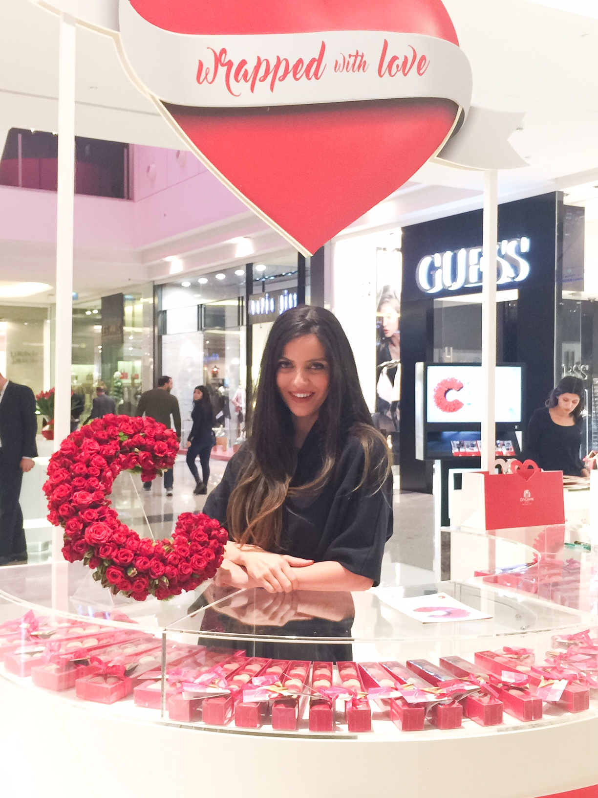 ivy says valentine's day city centre gift card
