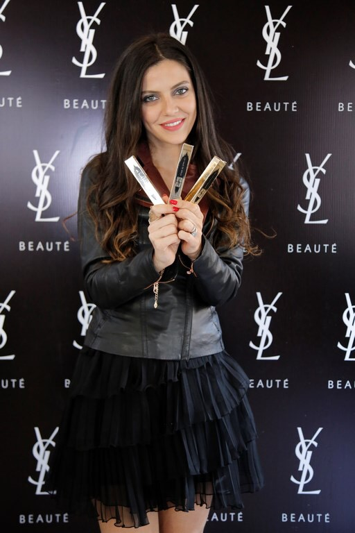ivy says ysl beauty touche eclat launch