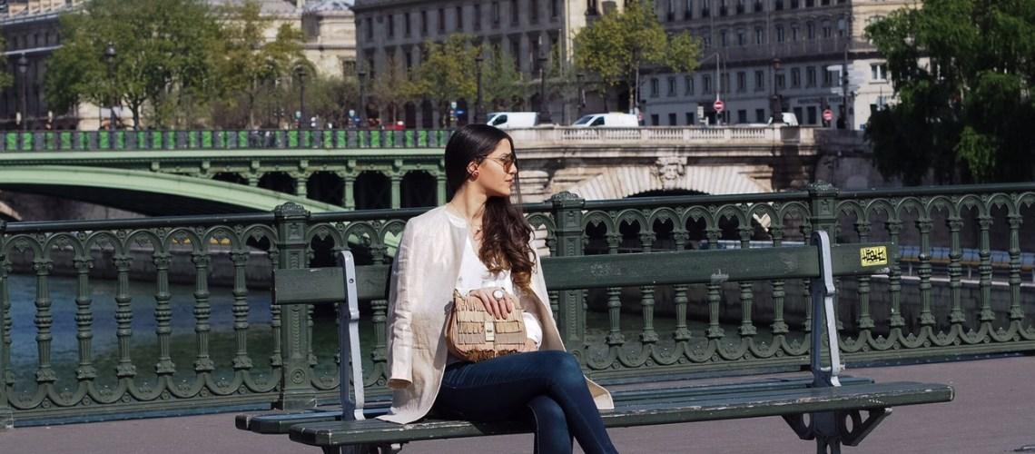 Serendipity on the Seine