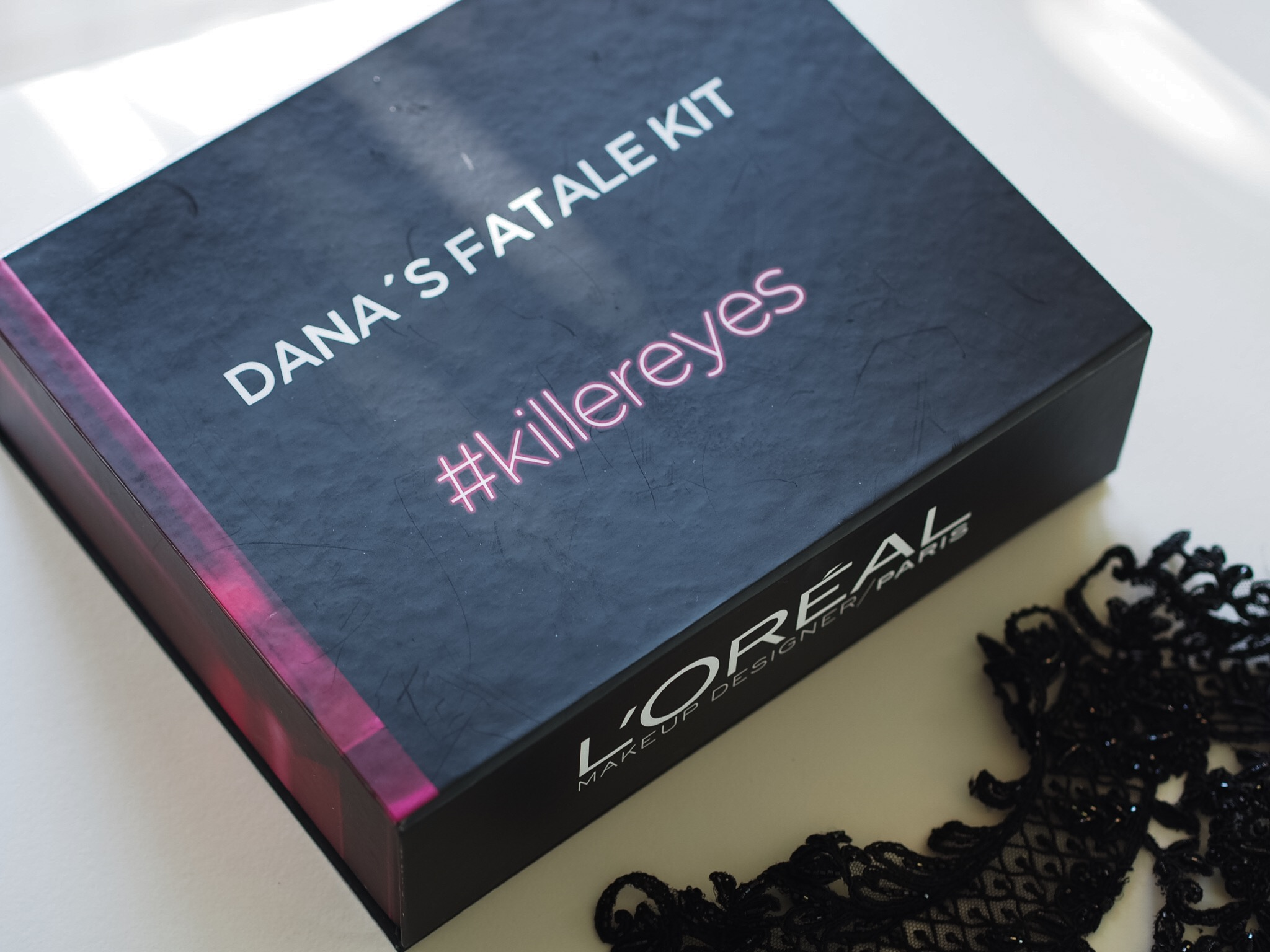 L'Oreal Paris xIvy Says Million Lashes Fatale Mascara Campaign