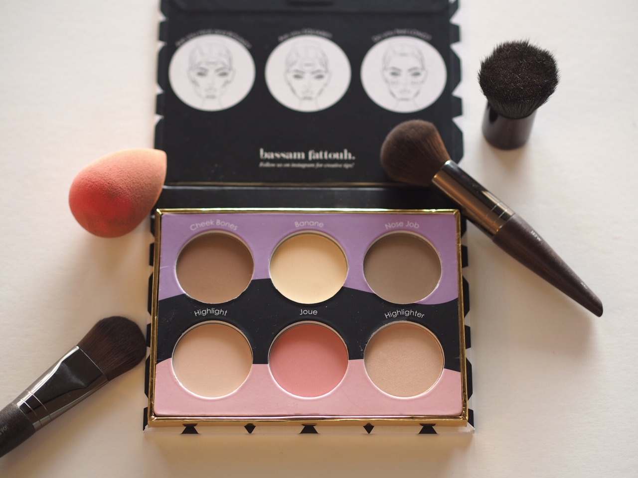 the blur kit bassam fattouh cosmetics