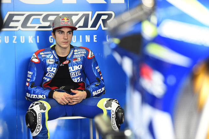 Maverick Vinales, Sepang MotoGP test Feb 2016
