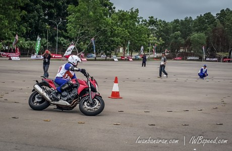 Astra Honda Safety Riding Instructors Competition (AHSRIC) 2016  (8)