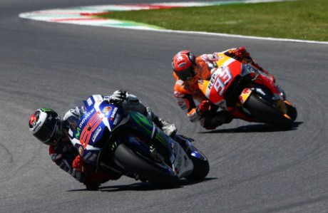 Marc vs lorenzo