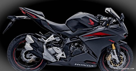 all new cbr250rr spek