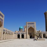 The Silk Road Journey Pt3: The Holy City of Bukhara