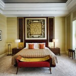 A Peek at Shangri-la Singapore's Presidential Suite