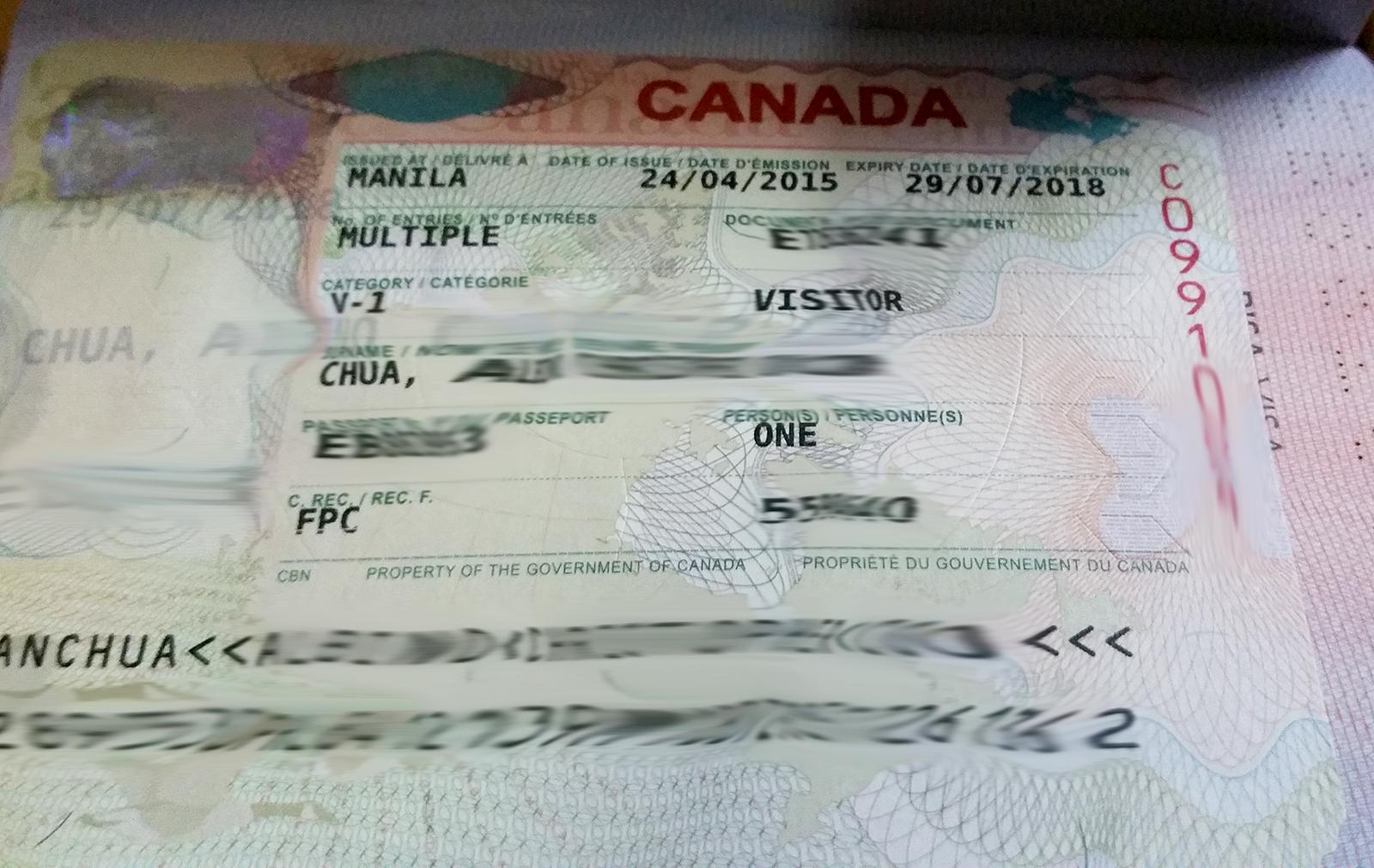 20150604210307 How to Get a Canada Tourist