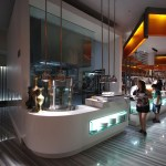 The Line at Shangri-la Hotel Singapore: A Futuristic Golden Jubilee Buffet