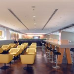 Qantas Singapore Lounge at Changi Airport Terminal 1 – Could This Be the Best Airport Lounge in Singapore?