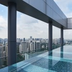 Hotel Review: Courtyard by Marriott Singapore Novena – Infinity Pool & Stunning Rooftop Views