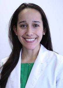 Orthodontist Dr Natalia S Menjivar