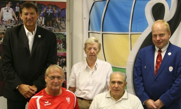 Italy to host IWBF Europe's U23 European Championships