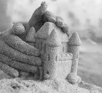 sand towers