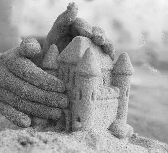 sand towers