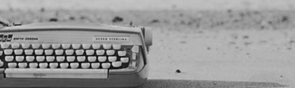 typewriter-sand