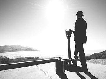 Foto_Mann mit Hut