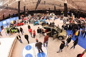 The 2015 Cleveland Auto Show takes place March 7-15 at the IX Center in Cleveland, Ohio.