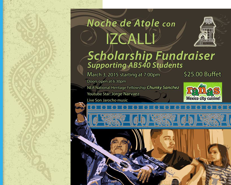 Atole-fundraiser