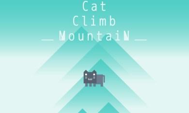 猫ジャンプゲーム  -Cat Climb Mountain-