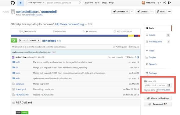 GitHub SSH Clone URL