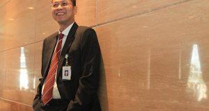 Ahmad Irfan, Direktur Uta bank bjb  jabartoday.com/erwin adriansyah
