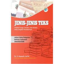 Jenis-Jenis Teks, Analisis Fungsi, Struktur dan Kaidahnya ...