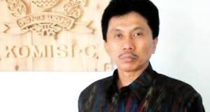 Ketua Komisi C DPRD Kota Bandung Entang Suryaman