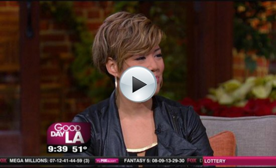 Tessanne chin interview fox