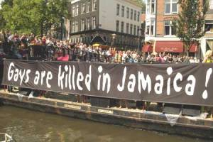Gay Homosexual killed in Jamaica