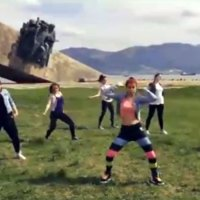 Women Jailed in Russia After Dancing to Aidonia Song Near WWII Monument