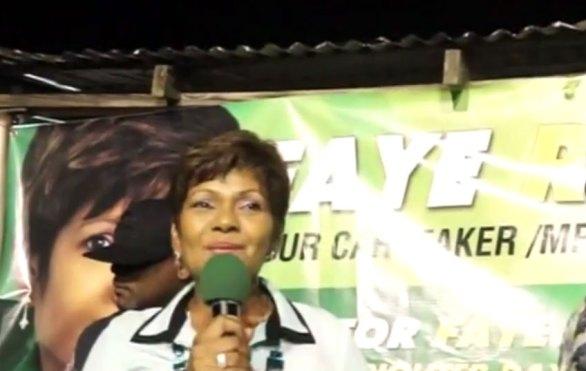 Faye Reid Jacobs via Youtube