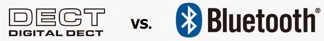 DECT vs. Bluetooth