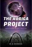 Auriga Project novel cover