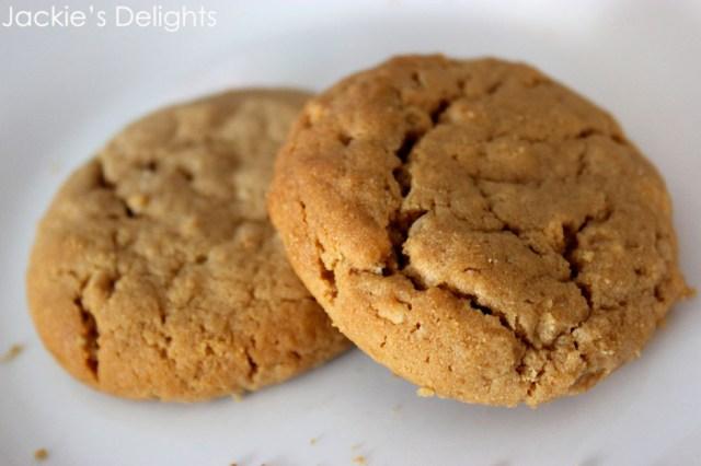 Crunchy Peanutbutter Cookies.3