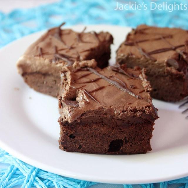 Mocha Mousse Brownies.2