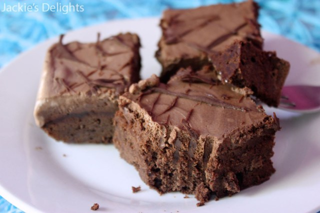 Mocha Mousse Brownies.3