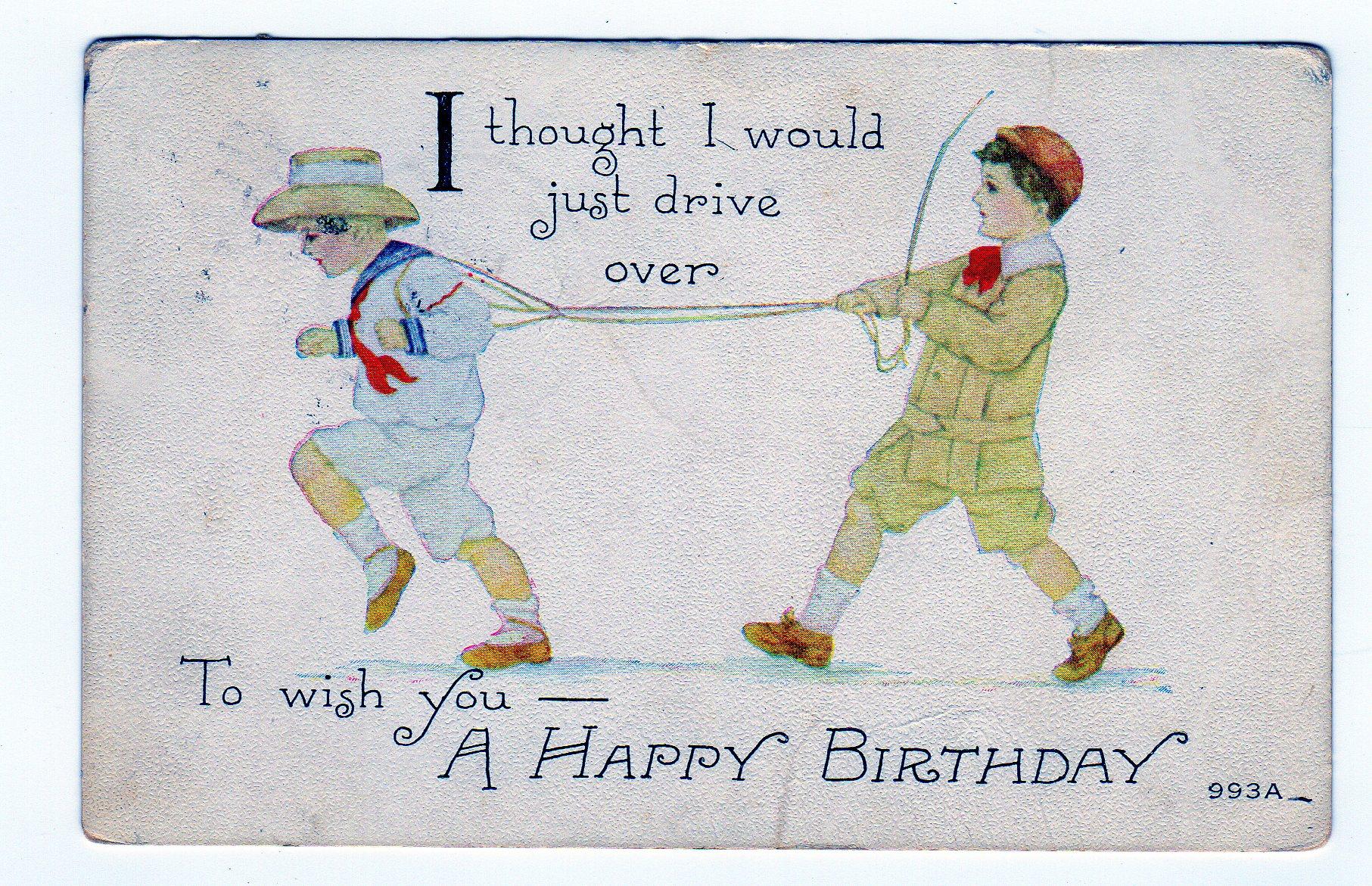 Fullsize Of Happy Birthday Old