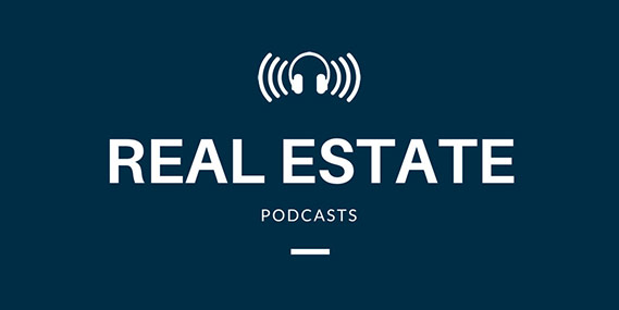 Top real estate podcasts