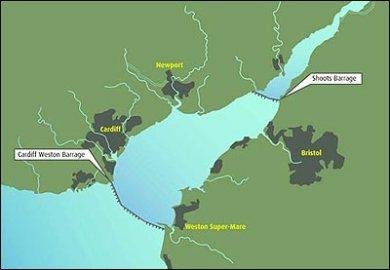 Severn barrage