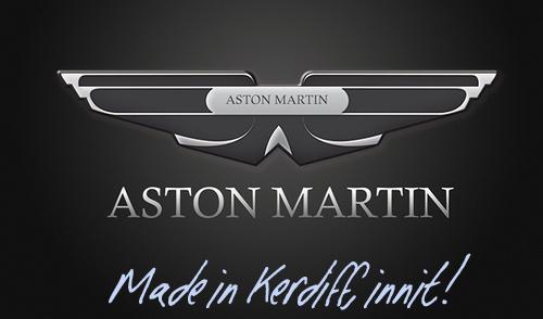 Aston Martin Logo 1