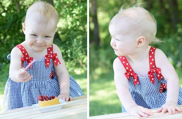 baby photographer, first birthday portraits, outdoor photography studio, ham lake, smash cake