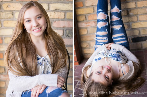 Senior Portrait Photographer, Ham Lake Studio, Location Photography in Minneapolis North Metro