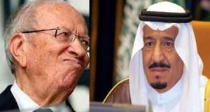 سلمان بن عبد العزيز - الباجي قائد السبسي
