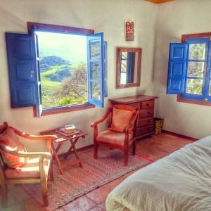 Montecorto bedroom