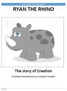 Ryan the Rhino SS material 2014