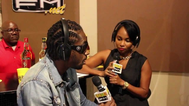 Bounty Killer Interview w/ Irie FM 2013